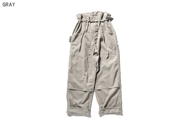 Fill The Bill Corduroy Big Painter Pants Blog Raycoal